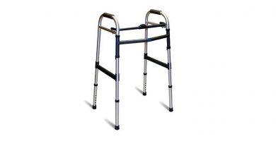 andador 4 patas personas mayores Invacare