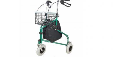 Mobiclinic Andador para Ancianos 3 ruedas Caleta