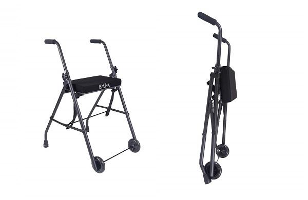 Kmina Comfort 2 ruedas con asiento