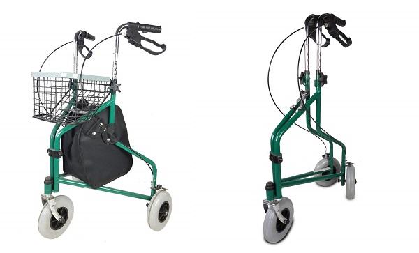 andador ancianos mobiliclinic caleta 3 ruedas