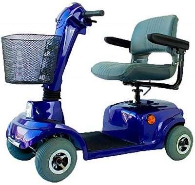 Scooter eléctrico Piscis Mobiclinic para personas mayores