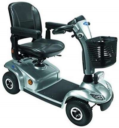 scooter electrico 4 ruedas para ancianos invacare